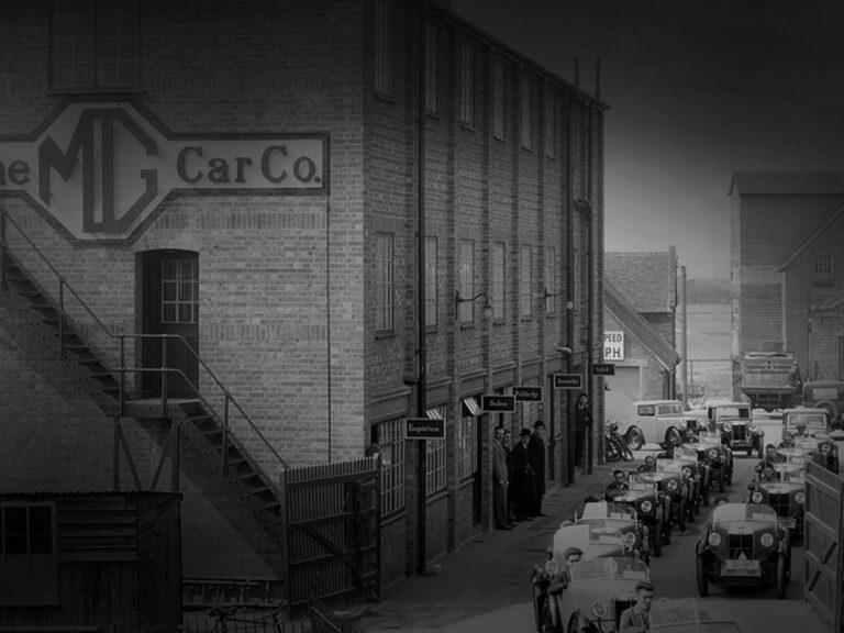 Morris-Garages